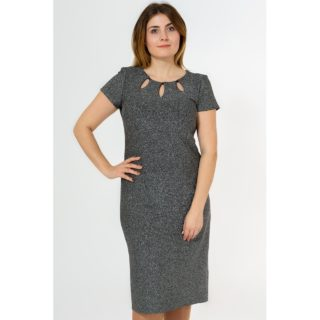 Sukienka łezka srebrna