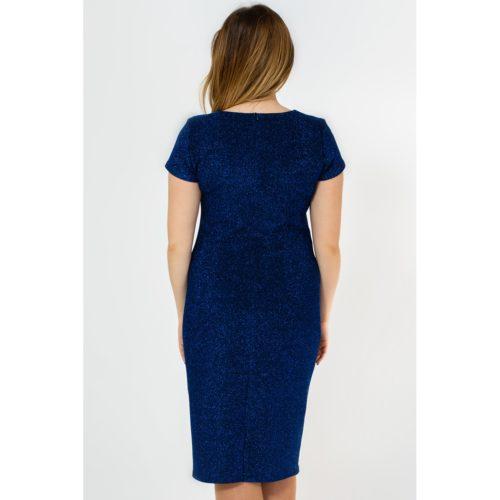 Sukienka łezka chaber