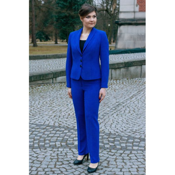 Spodnium damskie chabrowe